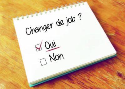 Quand et comment changer de job?